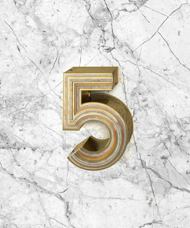 Fancy Numbers - Six N.Five