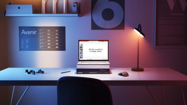 Premium Fonts - Six N.Five