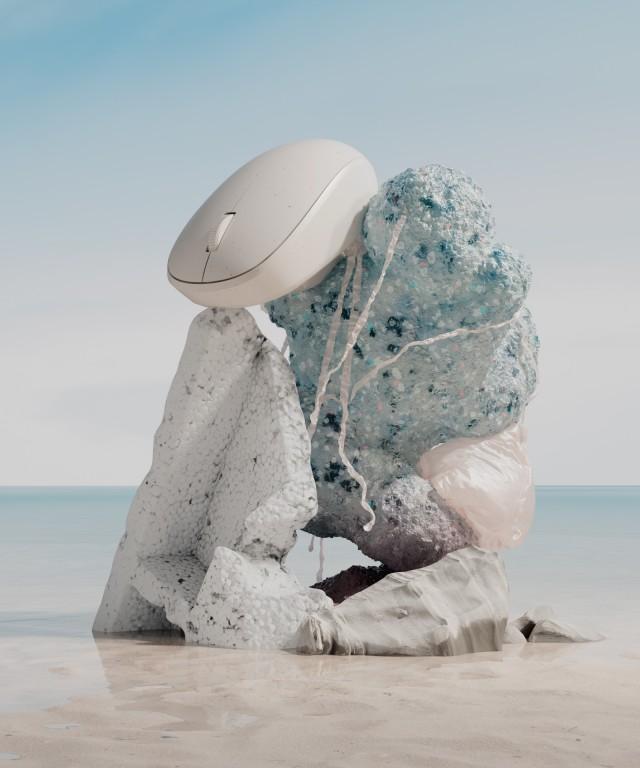 Ocean Plastic Mouse - Six N.Five